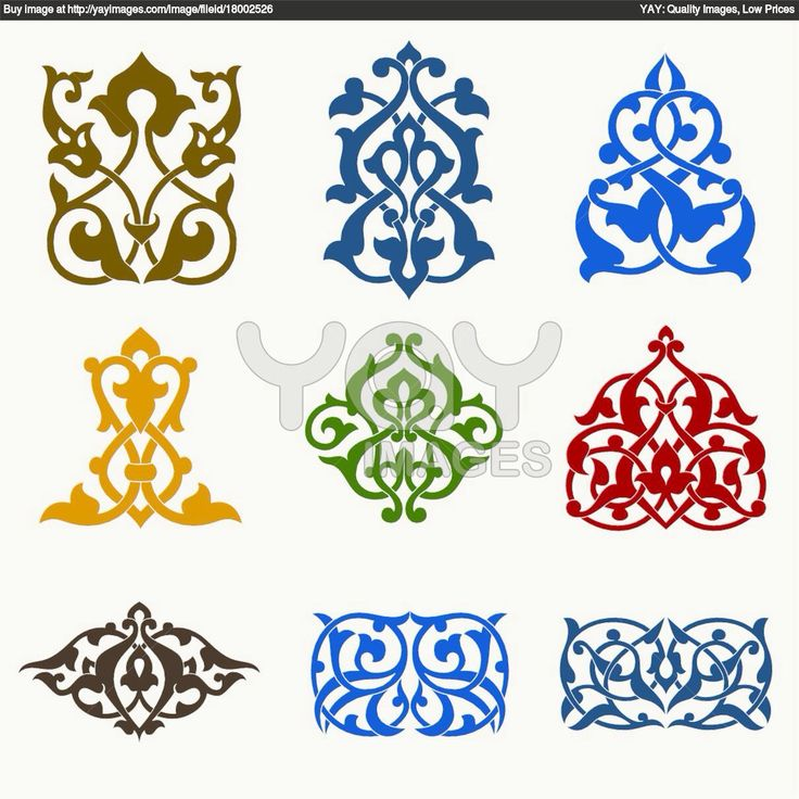 Nice patterns