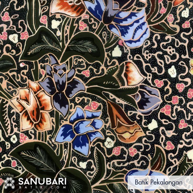 Batik asli Pekalongan konon memiliki nilai historis yang berkaitan dengan pergolakan di zaman kolonial Belanda. #sanubaribatik #SANUBARIBATIK.com #Batik #Indonesia