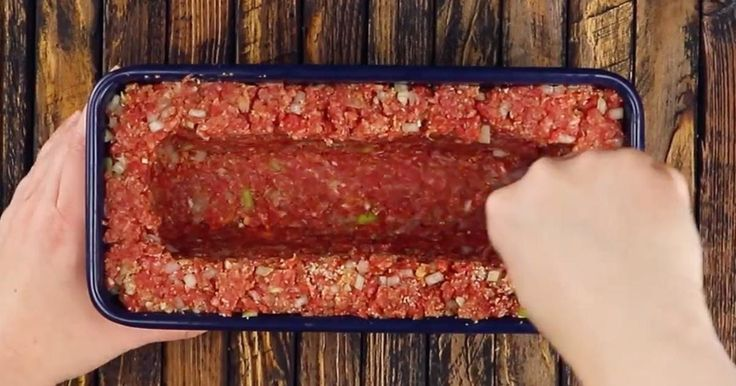 This meatloaf is in a league of its own!