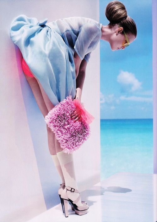 Suvi Koponen/Vogue UK February 2008