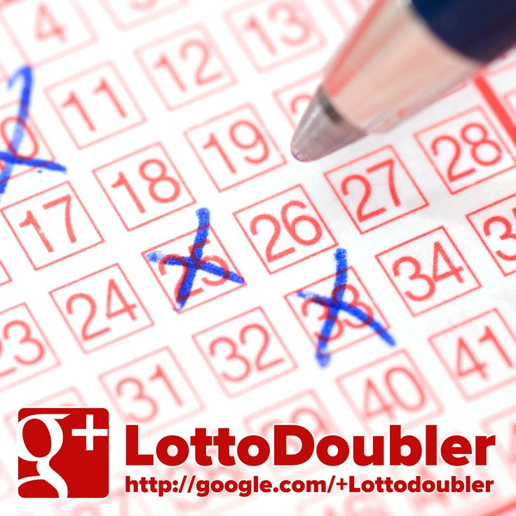 Lottodoubler now on Google+