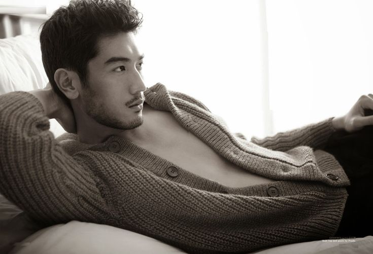 godfrey gao | The handsome, sexy Asian man, Godfrey Gao... Heheheh... :)