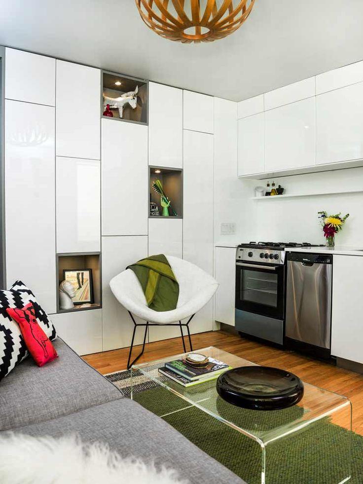 Kitchen Living Room Decorating Ideas