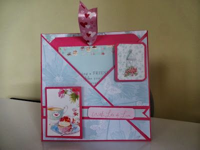 HappyMomentzz crafting by Sharada Dilip: Happy Mother's Day with Criss cross cards