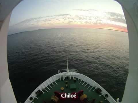 Chile desde Arica a Punta Arenas en 10 minutos