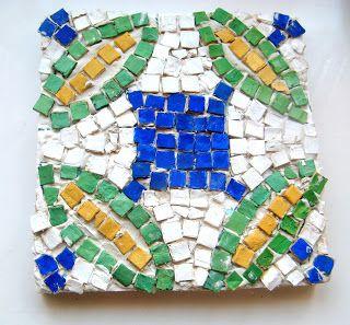 .TOCHITSA: Сделай сам ... Римская мозаика