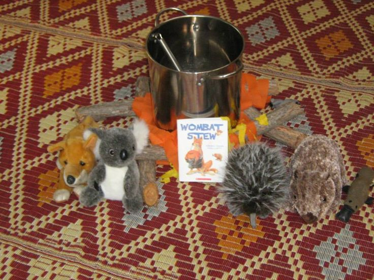 7 Best Wombat Stew Story Images On Pinterest Wombat