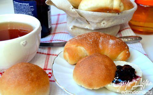 Кунцевские булочки | Кулинарные рецепты от «Едим дома!»
