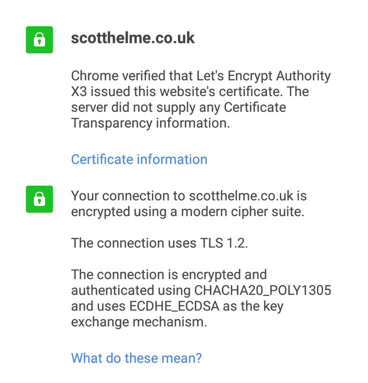 Doing the ChaCha with Nginx