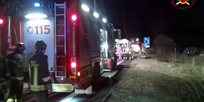 Tragico schianto sulla strada per Pierantonio, muore una ragazza di 22 anni - Notizie da Città di Castello, Umbertide, San Giustino, Montone, Citerna