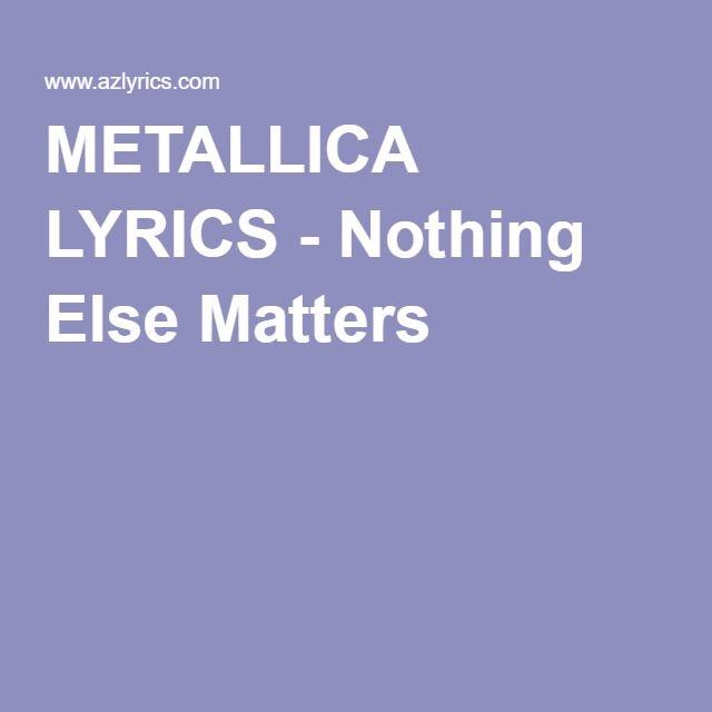 17 best ideas about metallica lyrics on pinterest