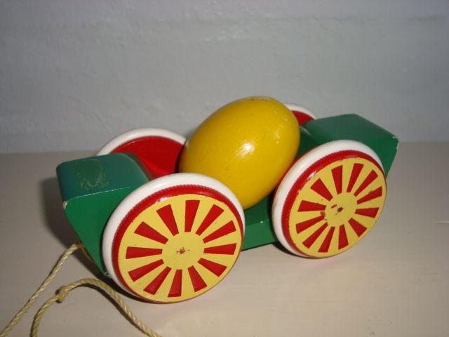 BRIO Swedish retro wooden toys from 1960-70s. #Brio #Swedish #toys. From www.TRENDYenser.com