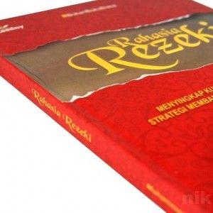 Buku Islam Rahasia Rezeki - Buku yang menyingkap kunci rahasia rezeki dan strategi membangun kekayaan penuh berkah dilengkapi dengan potret kehidupan para shahabat Nabi. Sebagai pengusaha pemula sangat cocok untuk membaca buku ini. Buku ini di ambil dari sumber aslinya Alquran dan As Sunnah Nabi tentang petunjuk dan tuntunan mendapatkan kelaparangan rezeki.  Rp. 100.000,-  Hubungi: +6281567989028  Invite: BB: 7D2FB160 email: store@nikimura.com