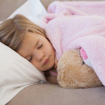 Demasiadas horas de sueño no son nada beneficiosas para los niños.