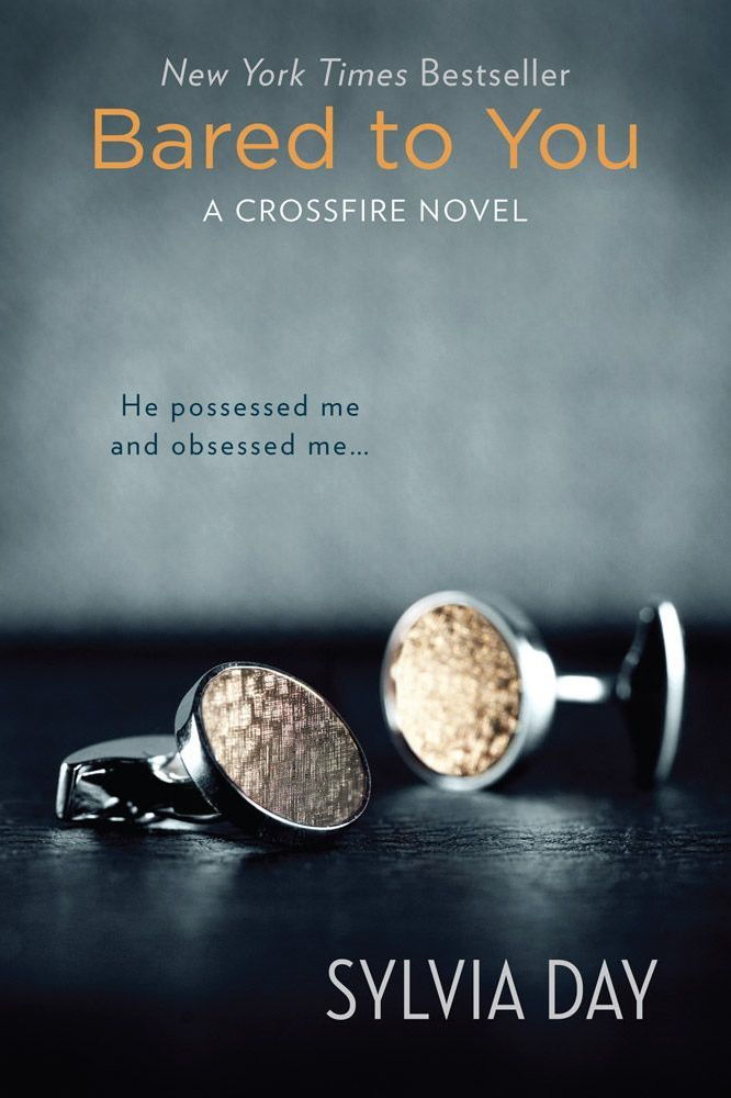 A chat with Sylvia Day, author of Bared to You. (Podcast   transcript.)