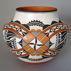 native american pottery paintings - Google Search