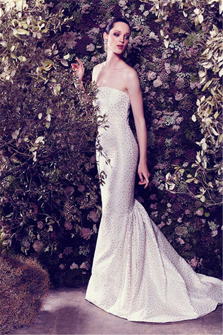 Mejores 141 imágenes de Wedding Dresses en Pinterest | Vestidos de ...