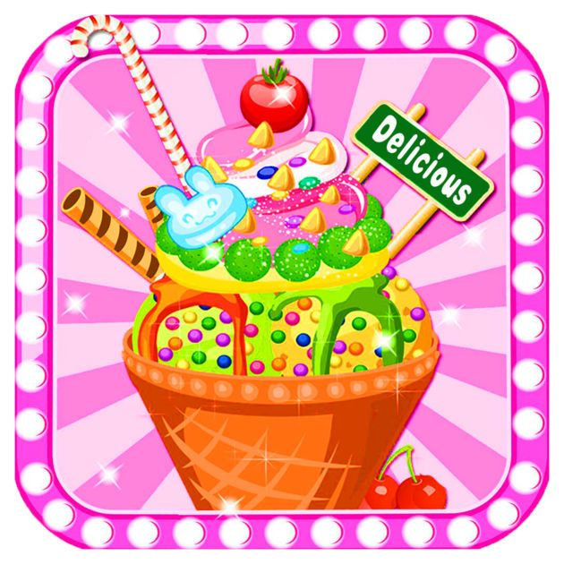 #NEW #iOS #APP Operating Ice Cream Shop-Girls Cooking Game - shi zhiqian