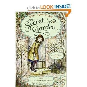 The Secret Garden (HarperClassics): Frances Hodgson Burnett, Tasha Tudor: 9780064401883: Amazon.com: Books