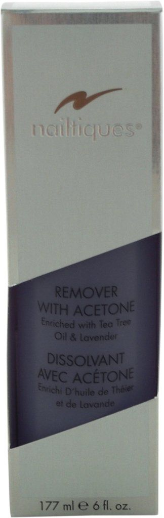 Wholesale Nailtiques Remover With Acetone 6 oz (Case of 3)