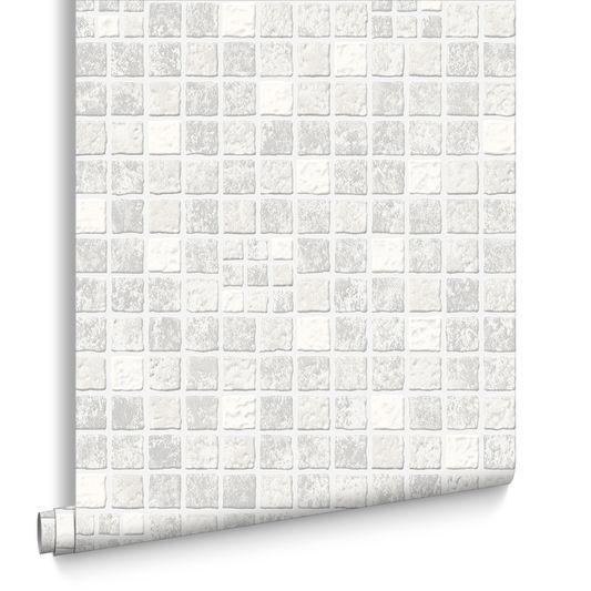 Earthen Mid Grey Wallpaper