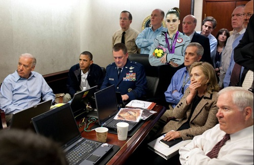 "Here are some of our favorites of ""McKayla is Not Impressed"":    Killing bin Laden? McKayla is not impressed."