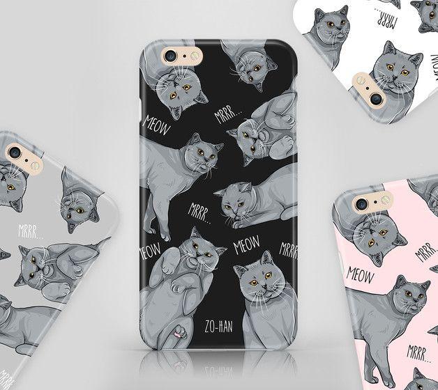 Etui / Case na telefon - British Cats Lover - ZO-HAN - Obudowy do telefonów