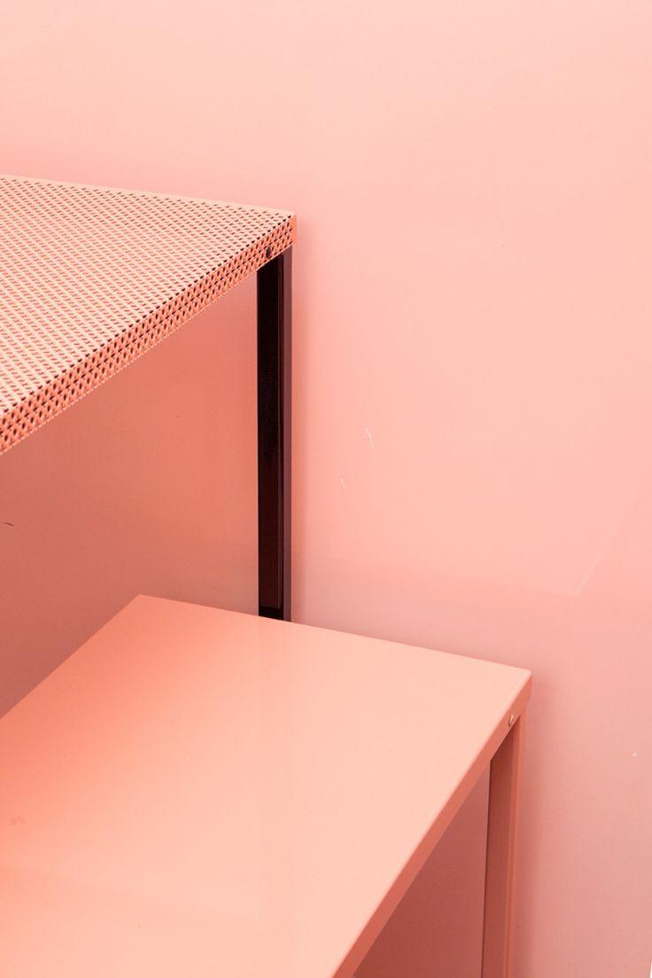 Bitossi Pink Bar by Arabeschi di Latte