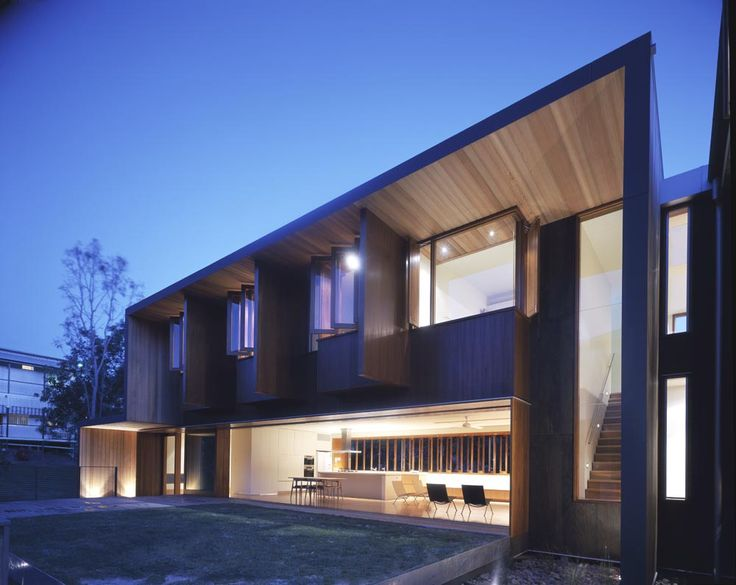 Wilston Residence in Brisbane by Richard Kirk Architect