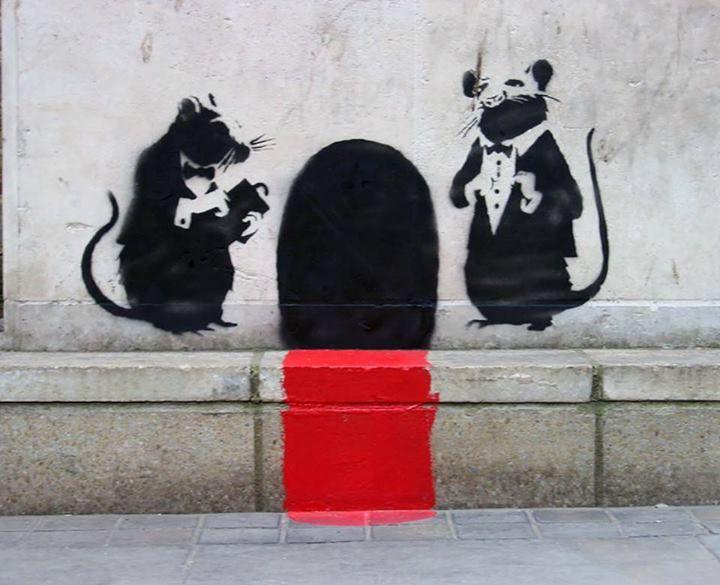 Banksy - London, UK