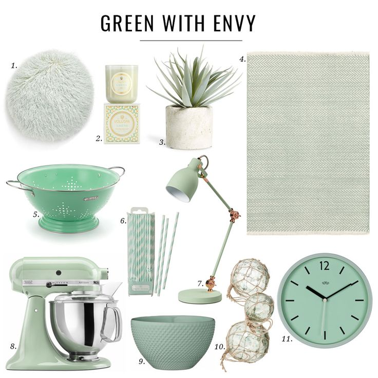 Now on the blog: How to Incorporate Green into your Home