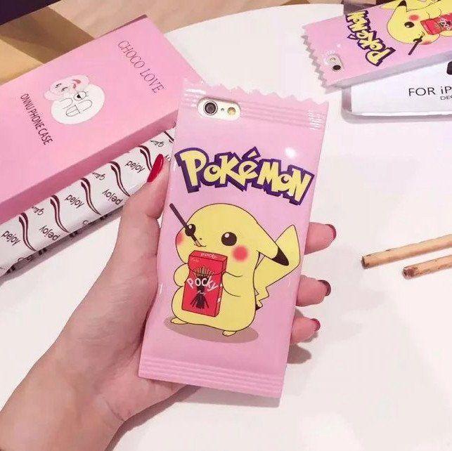 ❤ Blippo.com Kawaii Shop ❤ — syndromestore:   Pikachu iPhone Phone Case