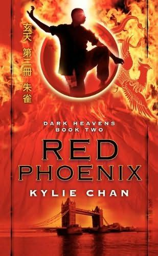 Red Phoenix ~ Dark Heavens Book Two ~ Kylie Chan ~ would recommend this series to everyone :-)