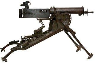 Maschinengewehr 08 germany