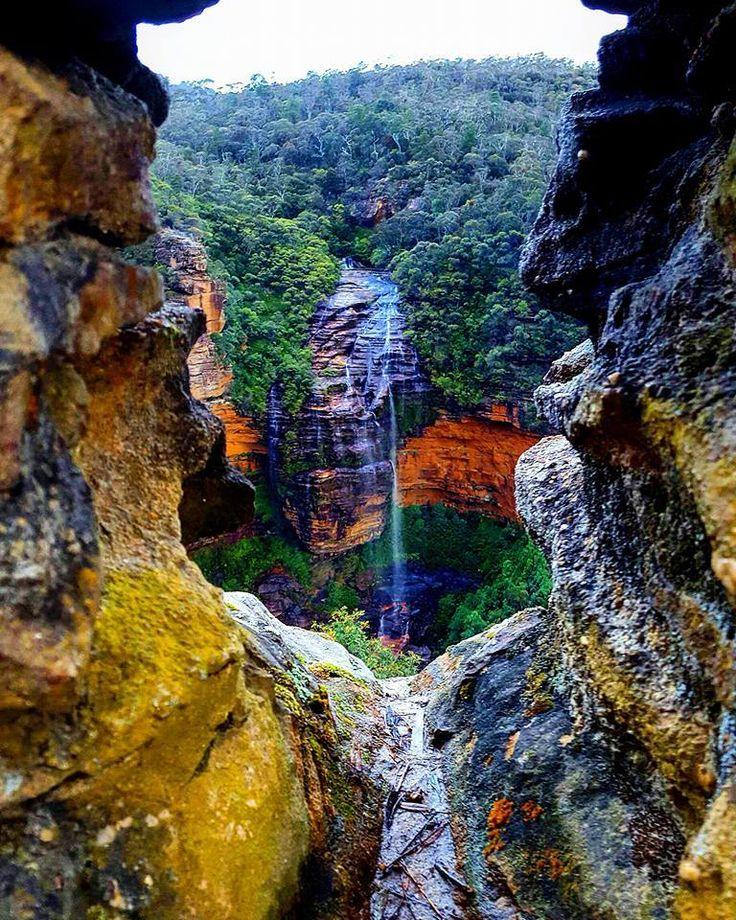 Wentworth Falls, Blue Mountains, NSW, Australia (by Breana Daleski)