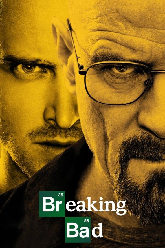 Breaking Bad Movie Poster Printed Onto 170gsm Paper Choose Your Size Option A3 297x420mm A2 420x59 Breaking Bad Series Y Peliculas Poster De Peliculas
