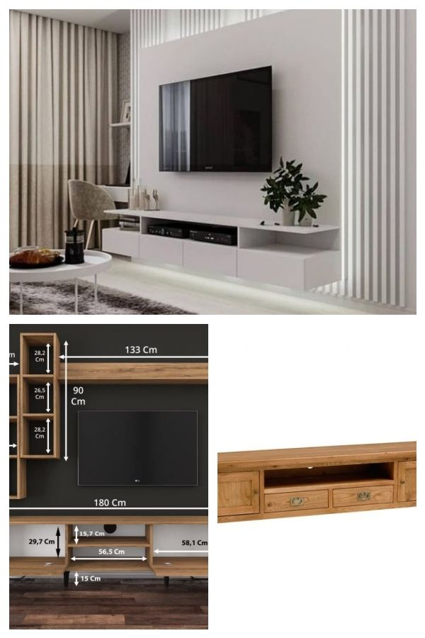 45 Modern Home Entertainment Centers That Will Inspired