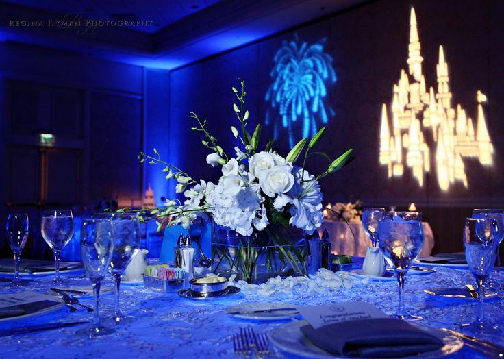 Disney Wedding Reception Decor Decorations