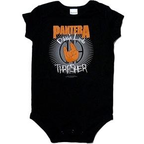 Pantera Daddy's LittleThrasher Baby Onsie Romper