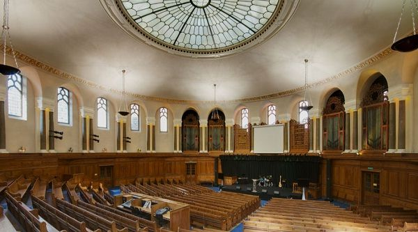 Hire A Emmanuel Centre - Conference Venue In Central London - Large Venue For Conferences, Seminars, Meetings & Events.