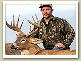 Bremer Creek is a Wisconsin Deer Hunting Outfitter, specializing in offering Wisconsin Guided Deer Hunts for trophy whitetail deer. Located in Buffalo County, Wisconsin, along the Mississippi River, (one of the best areas in the country for hunting trophy whitetail deer), we have earned ourselves a well-deserved reputation for producing many trophy bucks.