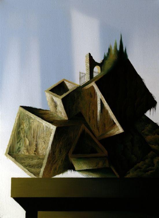 The edge. Vasilis Avramidis (2013)