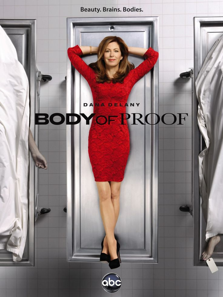 Body of Proof, de Marion.