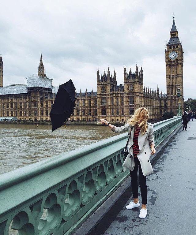Typowa londyńska pogoda ❤️ #londonlife #makelifeeasierwpodrozy #theeventpaper #vscomoment