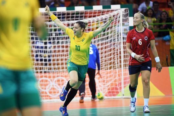 Jornal Joseense News   – Handebol feminino do Brasil estreia com vitória sobre a…
