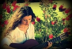 Anna Bourma singer | Living Postcards - The new face of Greece
