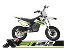 MOTO INFANTIL XISPA SUPERMOTARD E10 (XISPAE10SM)