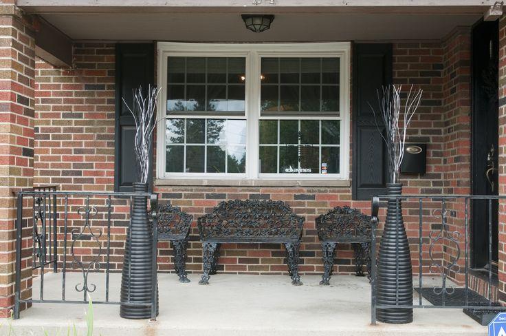 Our front porch.