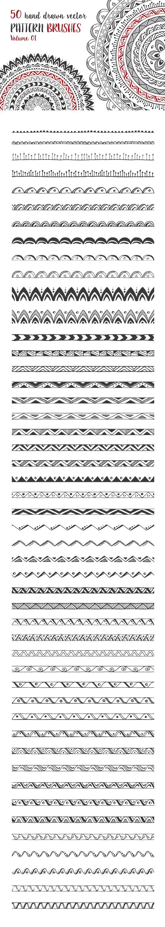 ♡mandala patterns♡