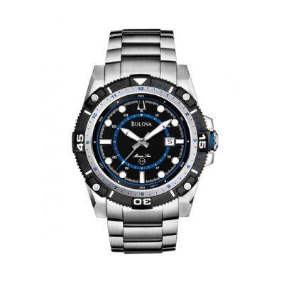 Bulova - Men\'s Marine Star Watch - 98B177 - RRP: £259.00 - Online Price: £155.40